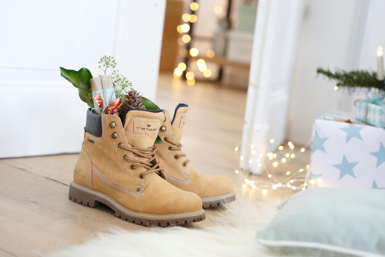 Weihnachten dekorieren