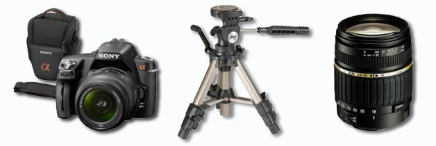 Digitale Spiegelreflexkameras: Die Profis für bildliche Perfektion