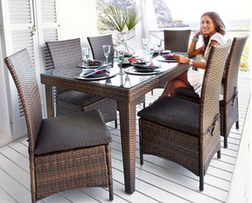 Gartenmöbel – Für gesellige Sommerabende im Freien