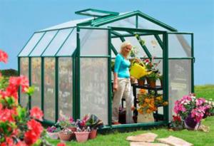 Gewächshäuser – Gesundes aus dem eigenen Garten!