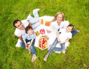 Auf in die Natur – zum Picknick im Freien!