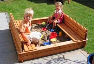 Kinderfreundlicher Garten: Ab nach draußen, Kinder!