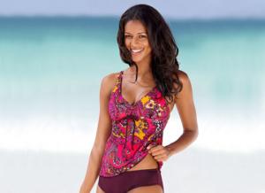 Bademode! Mode voller Sonne, Strand und Meer…