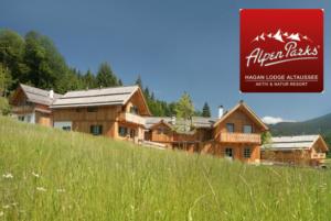 Entspannung pur! Die AlpenParks Hagan Lodge in Altaussee