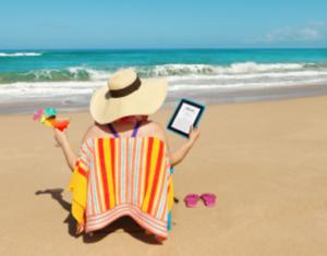 Sommerzeit, Lesezeit: Mit dem E-Book Reader in den Urlaub