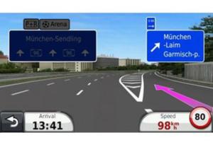 Immer auf dem richtigen Weg – mit den Navigationsgeräten von Universal!