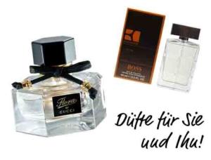 Parfüm – Das ideale Geschenk für Sie und Ihn