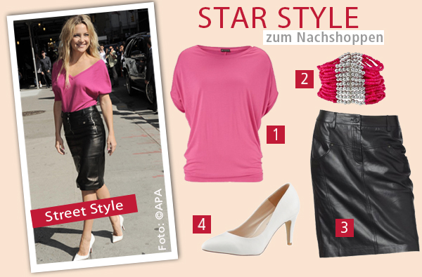 Star Styling mit Kate Hudson