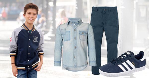 Outfit für den Sohn