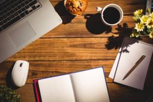 Der Schreibtisch – Ort konstruktiven Arbeiten