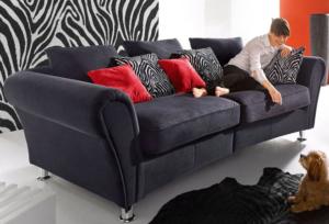Wohntrend – Big Sofa!