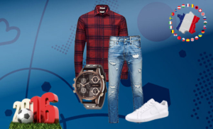 Shop the Look – Outfits der EM-Fußballstars nachstylen!