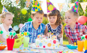 Kunterbunter Kindergeburtstag – die schönsten Anleitungen zum Selbermachen