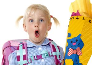 Schulstart-Special: Bunte Schultüten und Tipps zum Schulbeginn