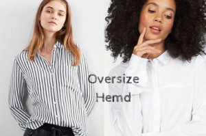 Oversize Hemd: 3 Looks zum Verlieben