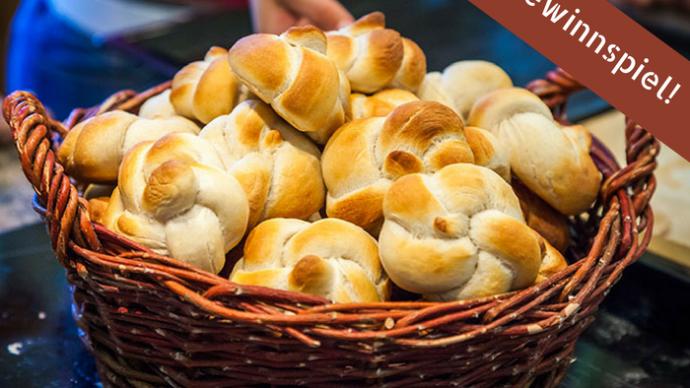 Brotbacken mit Christina am Bramlhof | Gewinnspiel: Preis im Gesamtwert von ca. 400 EUR gewinnen