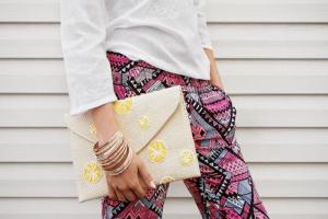 Taschen Trend: Die Statement Tasche treibt's bunt!