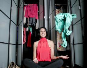 Verena Kemperling, Fashionbloggerin, Salzburg, 20140330, (c) wildbild, Sandra Stojkov