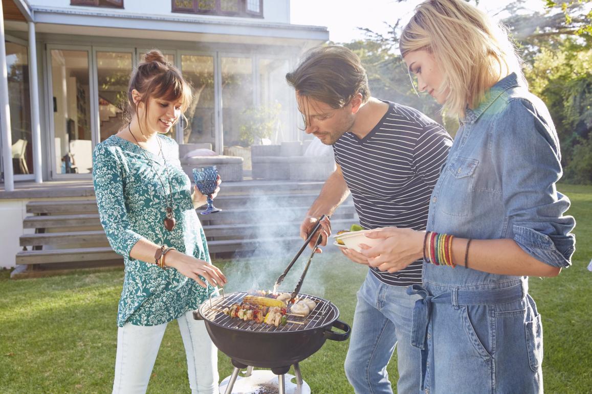 grillparty mit freunden: die checkliste für eine gelungene feier!, Gartengerate ideen