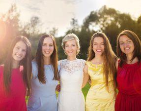Kleid Hochzeitsgast