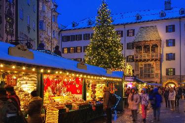 Christkindlmarkt Tirol Innsbruck