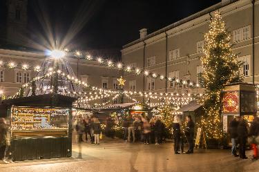 Christkindlmärkte in Salzburg
