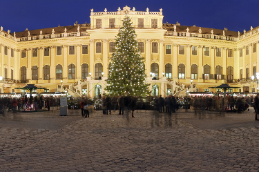 Christkindlmarkt in Wien