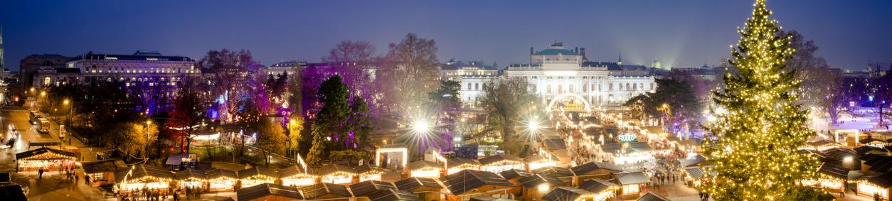 Weihnachtsmärkte Österreich