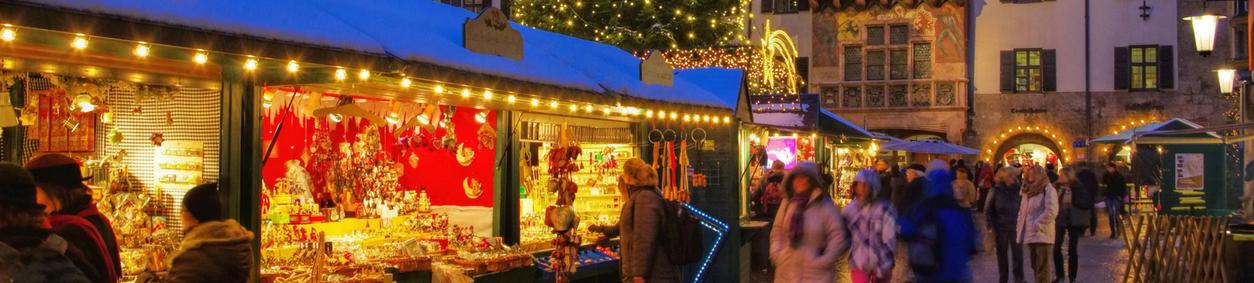 Christkindlmärkte Tirol