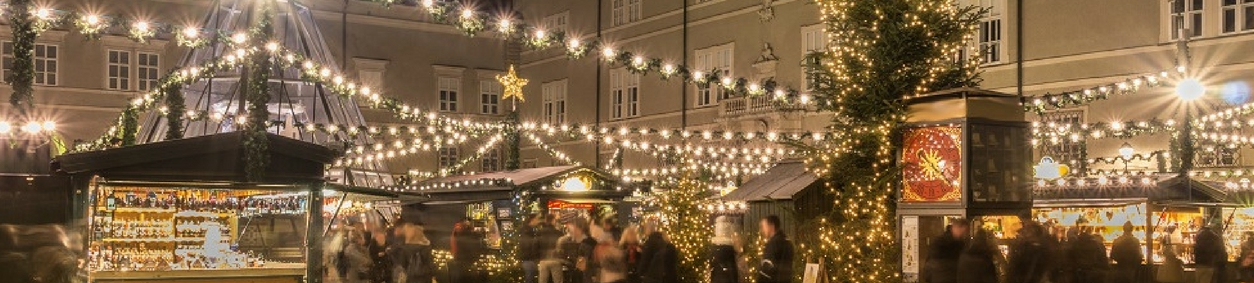 Christkindlmärkte Salzburg