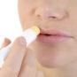 Trockene Lippen