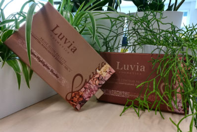 Luvia Cosmetics Paletten