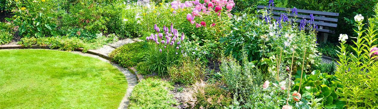Gartenarbeiten im Mai - Header