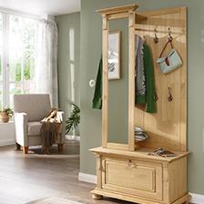 Garderobenmöbel im Landhausstil kaufen