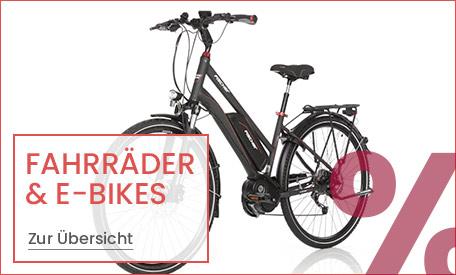 Fahrräder & E-Bikes