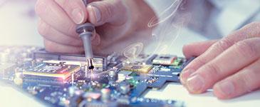 Entdecken Sie unsere Technikservices