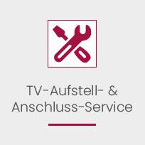 TV-Aufstell- & Anschluss-Service