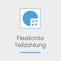 Flexikonto Teilzahlung bei Universal nutzen