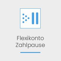 Flexikonto Zahlpause bei Universal nutzen