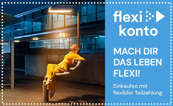Bleiben Sie flexibel: mit dem Universal Flexikonto
